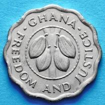 Гана 2,5 песевы 1967 год.