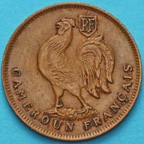 Камерун 1 франк 1943 год. №4