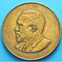 Кения 10 центов 1966 год.
