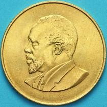 Кения 10 центов 1968 год.