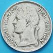 Монета Бельгийское Конго 1 франк 1929 год. Фламандский вариант.
