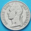 Монета Бельгийское Конго 50 сантим 1929 год. Французский вариант.