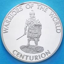 Конго 10 франков 2010 год. Центурион.
