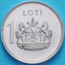 Лесото 1 лоти 1979 год.