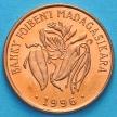 Монета Мадагаскара 10 франков 1996 год.