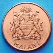 Монета Малави 2 тамбала 2003 год. Райская птица.