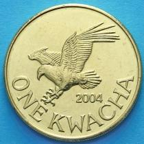 Малави 1 квача 2004 год. Орлан-крикун