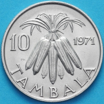 Малави 10 тамбала 1971 год. Початки кукурузы.