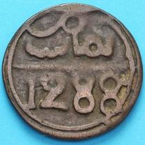 Марокко 4 фалуса 1871 год.