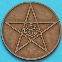 Марокко 5 мазун 1922 год. Париж.