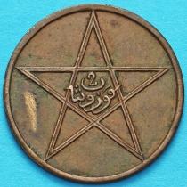 Марокко 2 мазуна 1912 год. №2