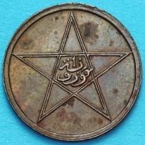 Марокко 1 мазун 1912 год. №3