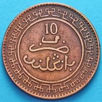 Марокко 10 мазун 1903 год. №2