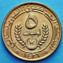 Мавритания 5 угий 2004- 2005 год.