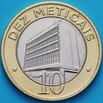 Мозамбик 10 метикал 2012 год.