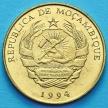Монета Мозамбика 20 метикал 1994 год. Кешью.
