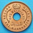 Монеты Нигерии 1/2 пенни 1959 год.