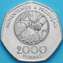 Сан Томе и Принсипи 2000 добра 1997 год
