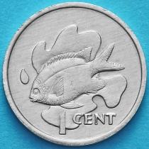 Сейшельские острова 1 цент 1977 год.