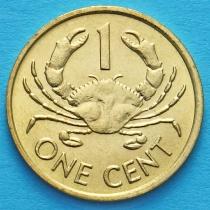 Сейшельские острова 1 цент 1982 год.