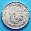 Монета Сьерра Леоне 5 центов 1964 год.