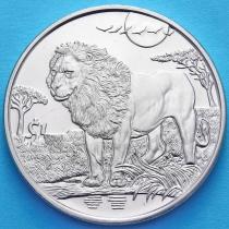 Сьерра-Леоне 1 доллар 2006 год. Лев