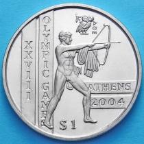 Сьерра-Леоне 1 доллар 2003 год, Лучник