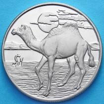 Сьерра-Леоне 1 доллар 2006 год. Верблюд