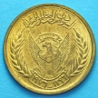 Монета Судана 5 миллим 1976-1978 год. ФАО.