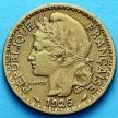 Монета Французского Того 1 франк 1925 г.