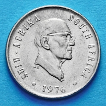 ЮАР 5 центов 1976 год. Якобус Йоханнес Фуше.