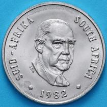 ЮАР 20 центов 1982 год. Бальтазар Йоханнес Форстер.