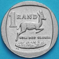 ЮАР 1 ранд 2003 год.