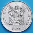 Монета ЮАР 10 центов 1973 год.