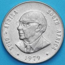 ЮАР 1 ранд 1979 год. Николаас Дидерихс