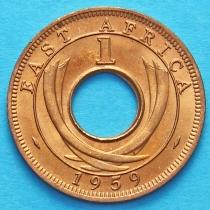 Британская Восточная Африка 1 цент 1959 год. KN.