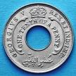 Монета Британской Западной Африки 1/10 пенни 1933-1936 год.