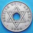 Монета Британской Западной Африки 1 пенни 1946 год. KN.