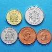 Набор 5 монет Замбии 1983-1992 год.