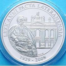 Палау 1 доллар 2009 г. Папа Пий XI. Конкордат с Италией