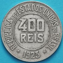 Бразилия 400 рейс 1923 год.