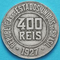 Бразилия 400 рейс 1927 год.