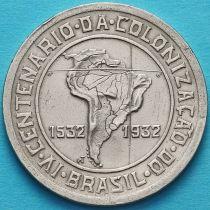 Бразилия 400 рейс 1932 год. 400 лет колонизации Бразилии