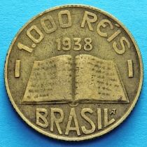 Бразилия 1000 рейс 1938 год. Жозе ди Аншиета.