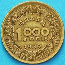 Бразилия 1000 рейс 1939 год. Тобиас Баррето.