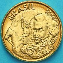 Бразилия 10 сентаво 2010 год.