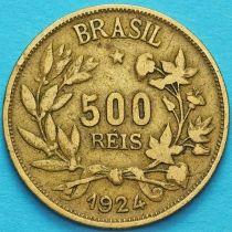 Бразилия 500 рейс 1924 год.