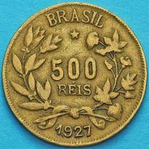Бразилия 500 рейс 1927 год.