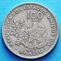 Бразилия 100 рейс 1901 год.
