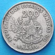 Бразилия 200 рейс 1901 год.